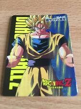 Postal Dragon Ball Z DBZ Banpresto Twin Chara Cartas Pieza 1 #44 (1) Prisma 1994