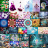 5D DIY Diamond Painting Flower Fairy Cross Stitch Embroidery Mosaic Craft Decor