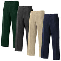 FootJoy Mens Performance Corduroy Trouser - FJ Golf Classic Fit Cords Pant Chino