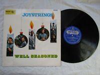 JOYSTRINGS LP WELL SEASONED regal zonophone slrz 4016 very rare stereo EX+