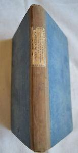 1827 COURS DE VERSION GRECQUES ALEXANDRE BEDEL BEDEL EXERCICES SYNTAXE BURNOUF