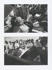 Juan Manuel FANGIO ALFA ROMEO 158 Monterey Historics Jesse Alexander Photo Print