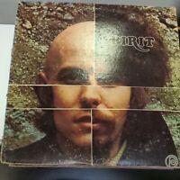 Record Album Spirit Self-titled LP VG