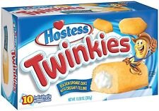 Hostess Twinkies (10 Cakes) - American Snack Import - 13.58 OZ (385g)