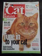 Your Cat Magazine - November 2013 - Birman - Oriental