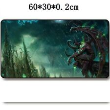 WOW World of Warcraft Demon Hunter Illidan Stormrage game mouse pad