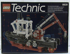 NEW Lego Technic Harbor #8839 Suppy Ship New Sealed  1992'