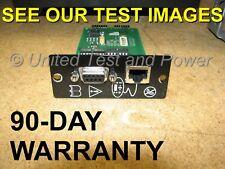 Liebert Nfinity UPS User Interface Comm Card. Part No 415781G1