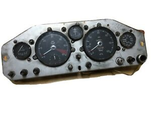 JAGUAR MK1 DASHBOARD Instrument Panel Gauges Complete XK150