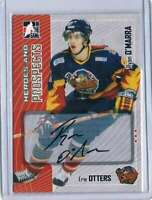 2005-06 ITG Heroes and Prospects Autographs #A-RO Ryan O'Marra NM-MT Auto
