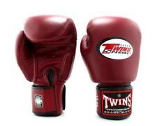 Twins Bgvs3 Kids Boxing Gloves Maroon Muay Thai Kickboxing Training Youth Junior