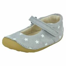 Girls Clarks Casual Shoes Tiny Mist T