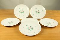 6 Kuchen Teller Ø 19,3cm Rosenthal Romanze Rosen Porzellan Service Wiinblad