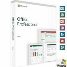 MS Office 2019 Professional for Windows PC PRODUCT KEY & USB