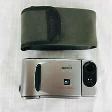 Casio QV-11 Vintage Digital Camera