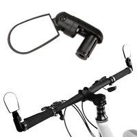 Schwarz Sport Fahrradspiegel Verstellbar Fahrrad Spiegel Rückspiegel