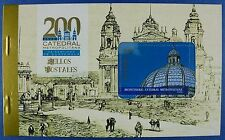 Guatemala 2015 Kathedrale Kirche Cathedral Church Markenheft Booklet ** MNH