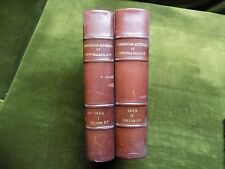 AMERICAN JOURNAL OF OPHTHALMOLOGY  Vol. 67&68  1969 - Ophtalmologie Relié cuir