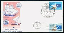 Mayfairstamps MICRONESIA FDC 1990 COVER FREE ASSOCIATION JOINT ISSUE wwi 1465