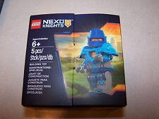 Lego Nexo Knight Mini-Figure Promo Promotional 100% Complete