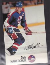 1988-89 ESSO HOCKEY DALE HAWERCHUK JETS NMMT/MINT *56218