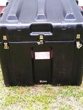 Pelican Hardigg Single Lid Case AL2624-1205 w/foam Used Surplus Military Case