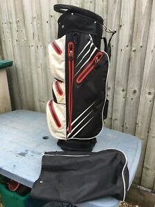 MOTOCADDY Dry Series Golf Cart / Trolley Bag with Shoulder Strap & Head Cover