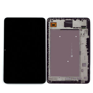 """For LG G Pad V930 10.1"""" LCD Display Touch Screen Digitizer Assembly with Frame"""