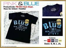 Pink and Blue Premium Toddler's shirt