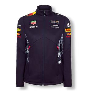 2017 Red Bull Ladies Teamline Softshell Jacket - size L