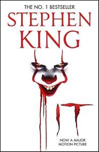 Stephen King IT paperback