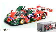 Mazda 787B #55 24h Le Mans 1991 Winner  Weidler Herbert Gachot 1:18 CMR