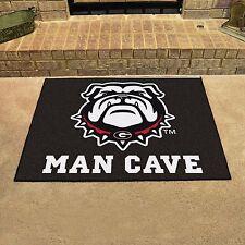 """Georgia Bulldogs Man Cave 34"""" x 43"""" All Star Area Rug Floor Mat"""