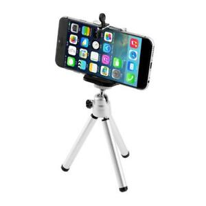 Tripod Stand Holder Remote Control Mobile Phone For Samsung iPhone