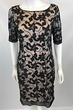 La Petite Robe Chiara Boni Women's Beaded Floral Dress - Size 40 - *C19