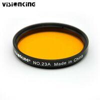 Visionking 2 Inch Telescope Orange Filter Glass Astronomical  Eyepiece Filter