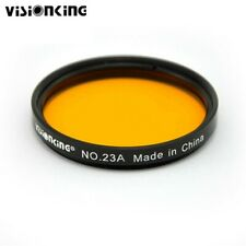 Visionking 2 Inch Telescope Orange Filter Glass Astronomical  Eyepiece Filter