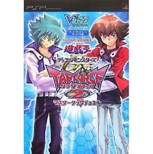 Yu-Gi-Oh Duel Monsters GX TAG FORCE 2 master Tag Duel (V Jump Book) PSP
