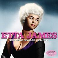 ETTA JAMES THE ARGO SINGLES 1960-1962 VINYL 180G GATEFOLD RECORD