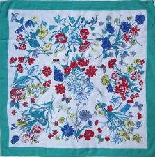 -Superbe Foulard GUCCI 100% soie TBEG vintage scarf 83 x 85 cm 00c441a239e