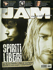 JAM 122 magazine KURT COBAIN KATE BUSH BILLY JOEL ELLIOTT MURPHY KATIE MELUA