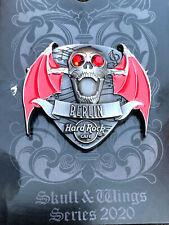 HRC Hard Rock Cafe Berlin Skull & Wings Series 2020 Pin