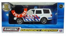 Teamsterz City Kids Emergency Response Police Car Light & Sound Toy - Open Doors