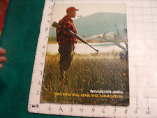 original 1969 Winchester Sporting Arms & Ammunition Catalog, 48 pages