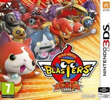 3DS Yo-kai Watch Blasters  Peloton Du Chat Rouge