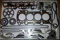 HONDA CIVIC CRV FRV 2.2 CTDi DIESEL 2004-on TIMING CHAIN KIT + HEAD GASKET SET