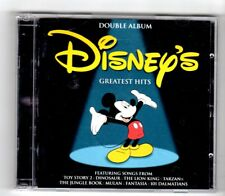 (HY249) Disney's Greatest Hits - 2000 double CD