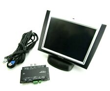 """Crestron TPS-4000 10.4"""" Color Tilt Touch Screen w/ TPS-IMPC Interface and Cables"""