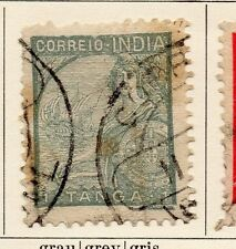 Portuguese India 1933 Early Issue Fine Used 1T. 080905