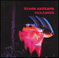 BLACK SABBATH - PARANOID Remastered CD ~ OZZY OSBOURNE~FAIRIES WEAR BOOTS *NEW*